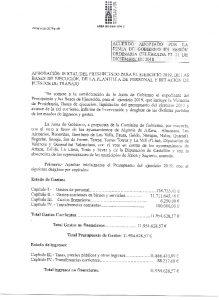 Icon of Acuerdo JG 09122019 Presupuesto 2019