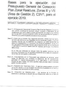 Icon of Bases Ejecución Presupuesto 2019