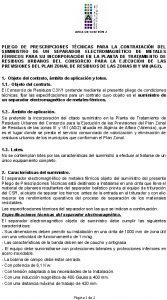 Icon of Pliego De Prescripciones Tecnicas Suministro Separador