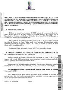 Icon of Pliego Cláusulas Administrativas