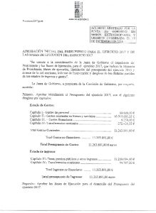 Icon of Acuerdo JG 15122016 Presupuesto 2017