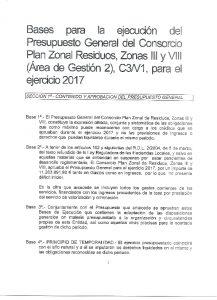 Icon of Bases Ejecución Presupuesto 2017
