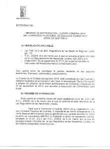 Icon of Informe Intervención Cuenta General 2018