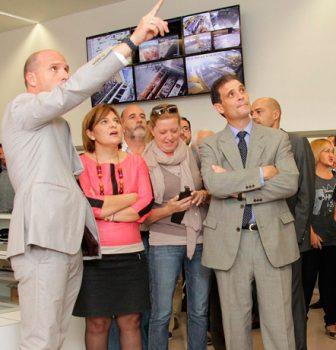 Luz y taquígrafos en el norte de Castellón para la información ambiental