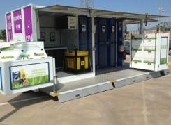 Servicio de Ecoparque Móvil en Sagunt