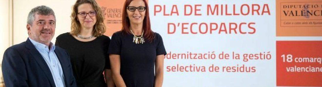 La Diputación invertirá 1,2 millones en la modernización del sistema de recogida de residuos