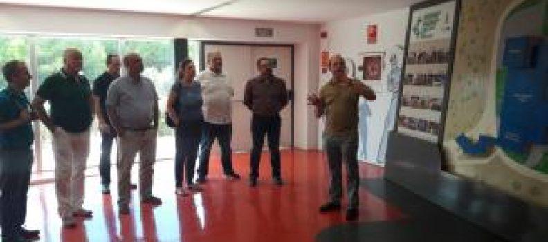 La planta de residuos de Algímia atrae la atención de La Marina por su vanguardismo