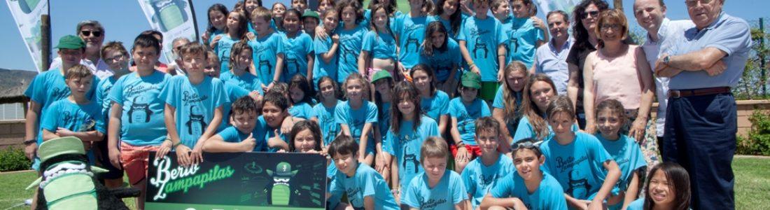 El colegio Palancia- Mijares de Montán gana un premio de la campaña de recogida de pilas de la Comunitat Valenciana