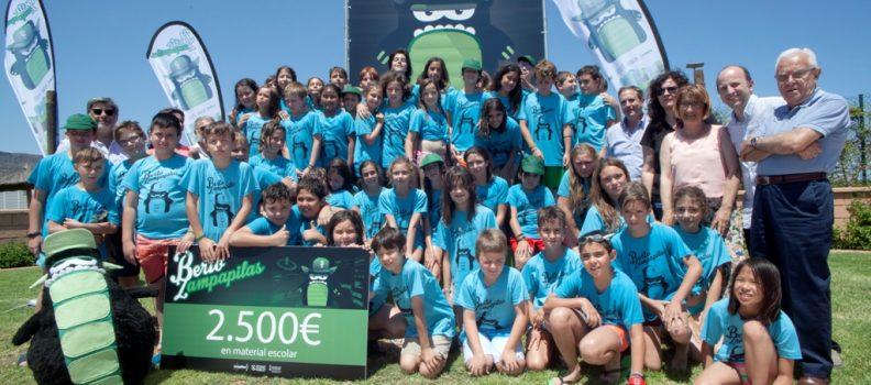 El col·legi Palancia-Mijares de Montán guanya un premi de la campanya de recollida de piles de la Comunitat Valenciana