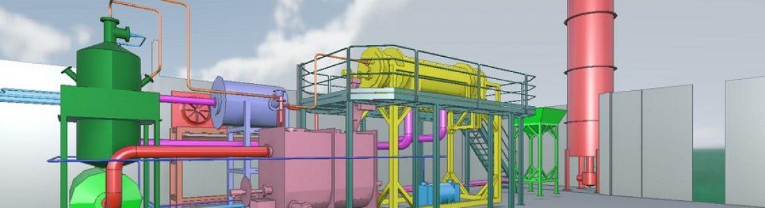 Greene instalará una planta de gasificación para generar biodiésel a partir de residuos en Valencia
