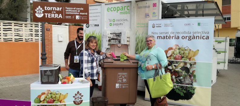 Un total de 16 municipis del Consorci Palància-Belcaire implanten la recollida selectiva de la matèria orgànica