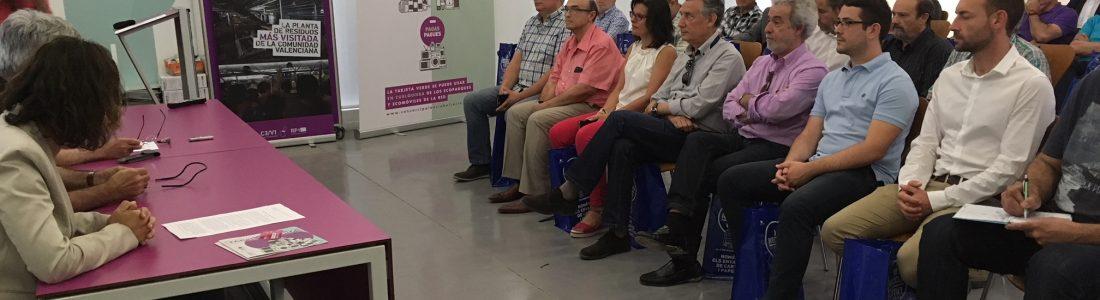 """El Consorcio Palancia Belcaire presenta su proyecto """"Targeta Verda"""" que premia la sensibilidad ambiental de la ciudadanía"""