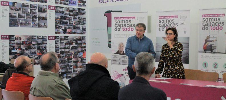 """EL CONSORCI PALÀNCIA BELCAIRE INICIA LA CAMPANYA """"SOM CAPAÇOS DE TOT SI RECICLEM EN EQUIP"""""""