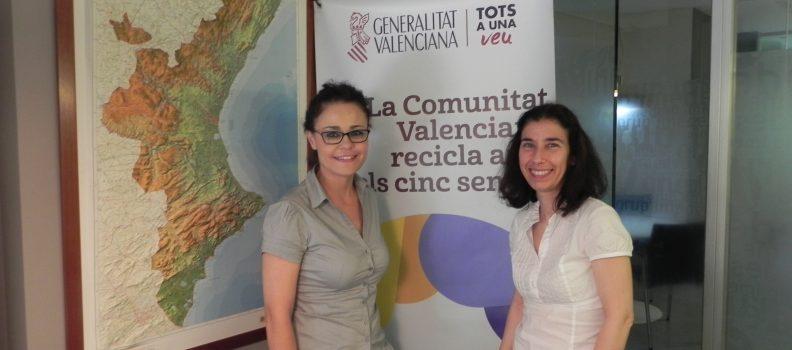 El Consorci Palància-Belcaire i Recicla amb els Cinc Sentits col·laboren en el desplegament d'activitats d'educació ambiental