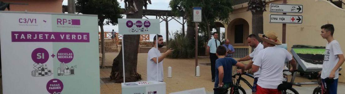 """El Consorcio Palancia Belcaire acerca la """"Tarjeta Verde"""" a 24 municipios durante el mes de julio"""
