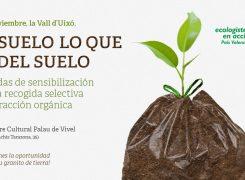 Jornadas de sensibilización para la recogida selectiva de la fracción orgánica en La Vall d'Uixó